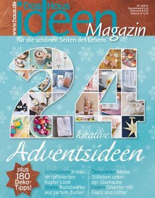 Das Haus Ideen Magazin by Ideenmagazin Aktuelle Ausgabe 04 2014