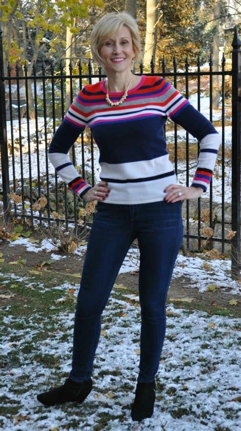 deborah boland fabulous   colorblocked sweater