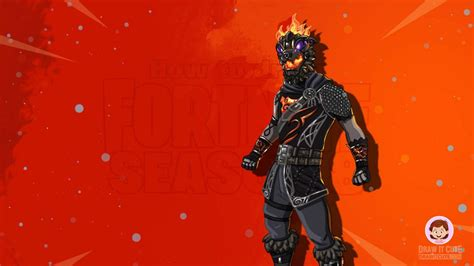 draw molten battle hound fortnite season