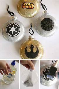 Star Wars Diy : 25 unique star wars christmas ornaments ideas on pinterest star wars christmas decorations ~ Orissabook.com Haus und Dekorationen