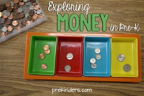 money activities for preschool exploring money in pre k prekinders 488
