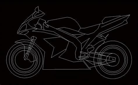 motorcycle  autocad  cad   kb