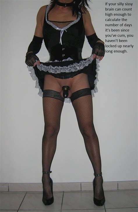 Sissy Maid Chastity Xxx Captions Adult Pictures
