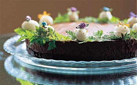 easter cake recipes telegraph