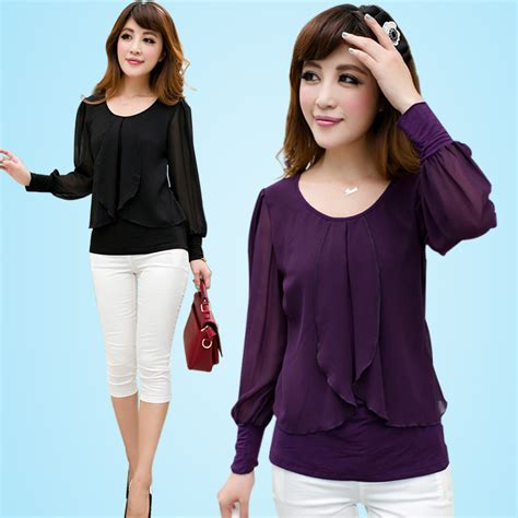 womens plus blouses aliexpress com buy summer blusas tops and blouses