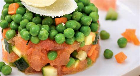 cuisiner pois gourmand tartare légumes recette facile gourmand