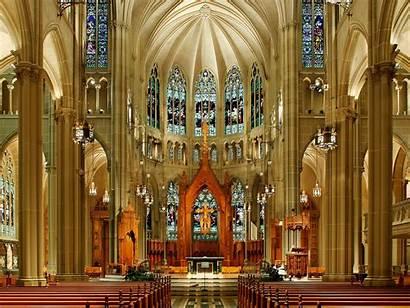 Cathedral Assumption Basilica Mary Covington St Catholic