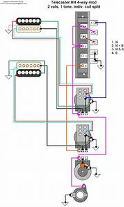Dimarzio Wiring Diagram Hh 3 Way