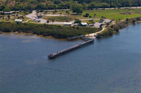 anclote park gulf fishing pier