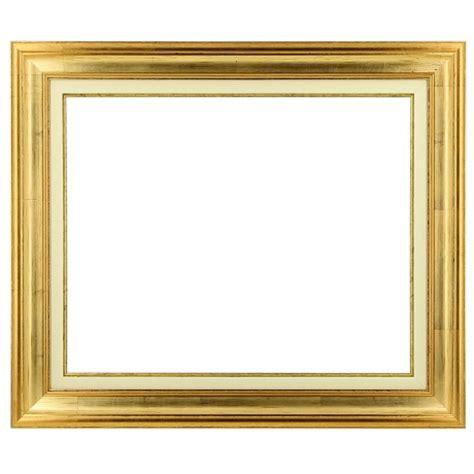 cadre pour photo ou toile rivoli or cadre tableau vide label