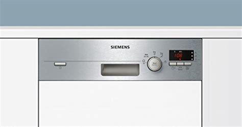 Siemens Sr55e507eu Iq300 Geschirrspuler Test 2019