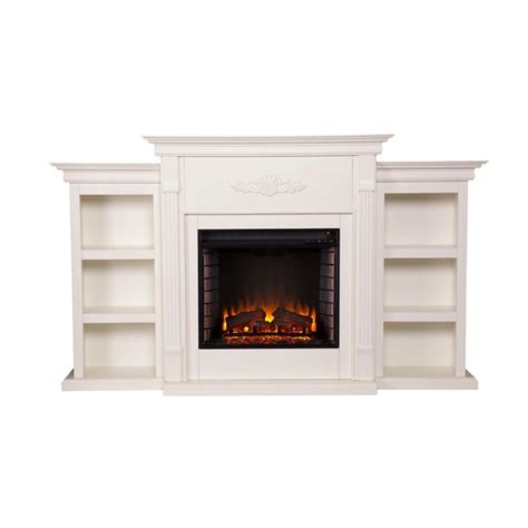 portable fireplace home depot southern enterprises jackson 70 25 in freestanding