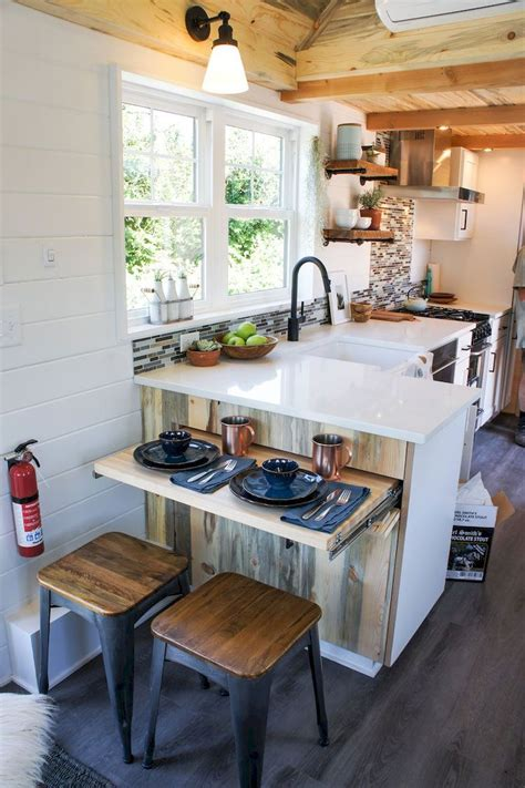 tiny house kitchens thatll   rethink big