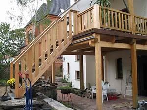 der zimmermann balkon With französischer balkon mit garten holztreppe