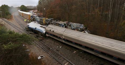 Amtrak Train Crash In South Carolina Raises New Safety