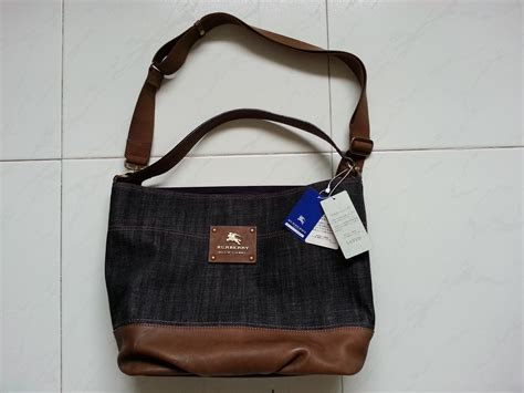 fabulously  fs burberry blue label sold