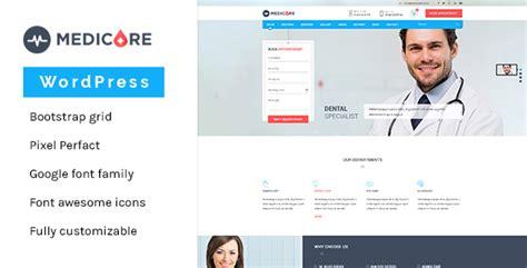 drupal bootstrap template creator medicare medical health theme