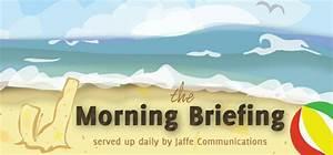 Jaffe Morning Briefing: Aug. 11, 2014 | NJTV News