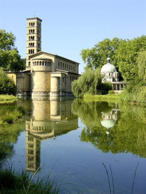 Museum - Friedenskirche at Sanssouci Park - Museumsportal ...