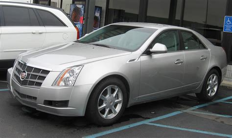 cadillac cts  pictures information  specs