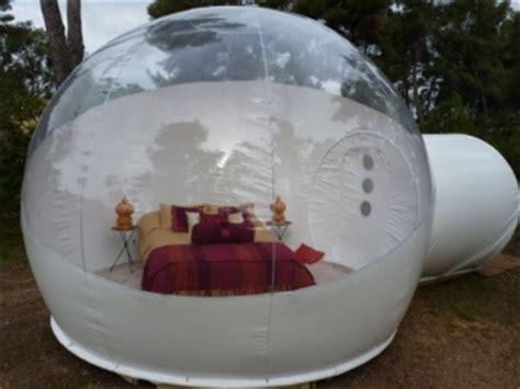 chambre bulle dans la nature dormir dans une bulle en pleine nature belleplanete