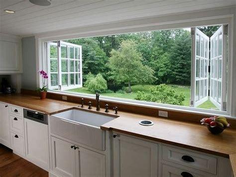 kitchen sink window ideas some kitchen window ideas for your home 6033