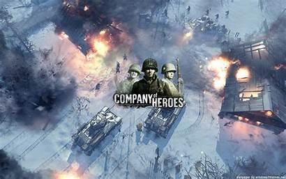Company Heroes Wallpapers