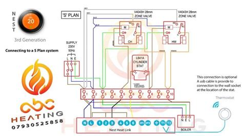 Nest Wiring Diagram For by Nest Wiring Diagram