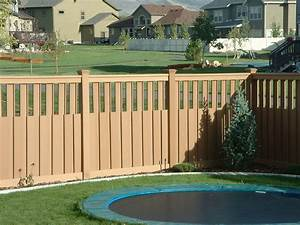 simple privacy fence ideas for backyard fence ideas With simple and easy backyard privacy ideas