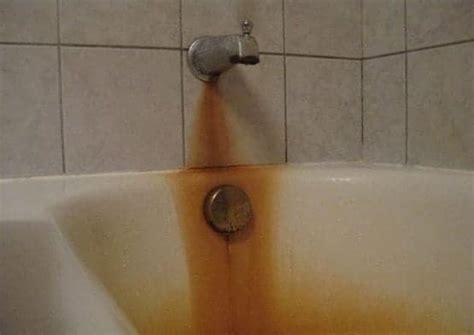How To Remove Fiberglass Shower - help rust stains on my fiberglass bathtub
