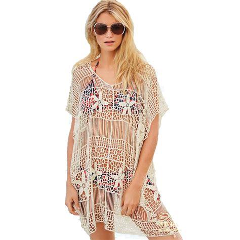 cover suit aliexpress buy new fashion women ecru lace beach