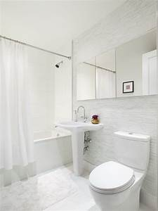 Bath Design White Bathrooms Monochrome Color Home