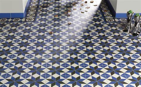 carrelage aspect carreau ciment 20x20 d 233 cor et frise mainzu mainzu carrelage sol