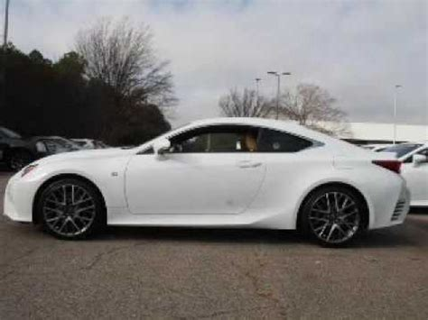 2017 lexus rc 200t 2017 lexus rc 200t for sale in raleigh nc youtube