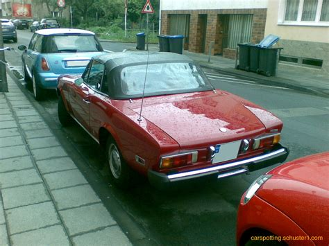 Fiat Spider Parts by Fiat 124 Spider Technical Details History Photos On