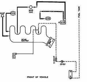 I Need A Vacuum Diagram Under The Hood For A 1991 Ford