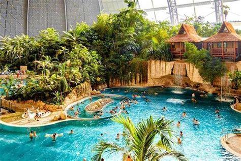 Berlin City Break With Flights & Tropical Islands Resort