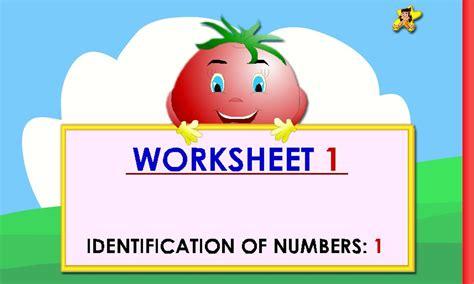 kindergarten learning numbers worksheets number  youtube