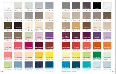nuancier peinture cuisine bemerkenswert gamme couleur peinture nuancier 70 couleurs