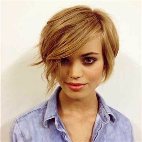 23 bold yet elegant short hairstyles for girls to look chic