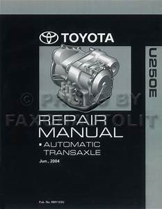 2005 Toyota Camry Repair Shop Manual Original Set