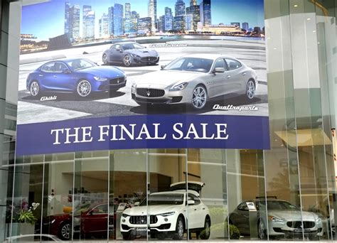 Maserati Dealer Slashes Prices To Clear Stock