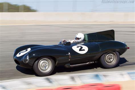 Jaguar D-Type - Chassis: XKD 558 - Driver: U. Daniel Ghose ...