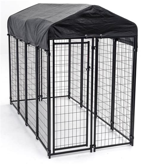 outdoor dog kennel lowes  safe containment   pet grillpointnycom