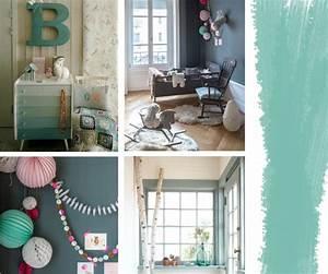 peinture chambre vert d39eau images With chambre couleur vert d eau