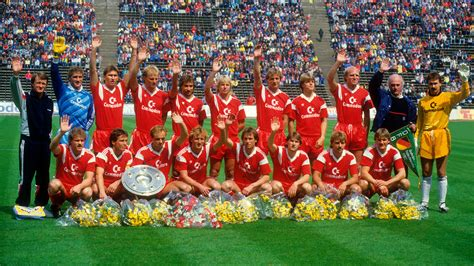 1987 title win: FC Bayern replace Nürnberg as record champions