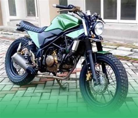 Cb150r Modif by Honda Cb150r Modif Retro Sepeda Motor Honda