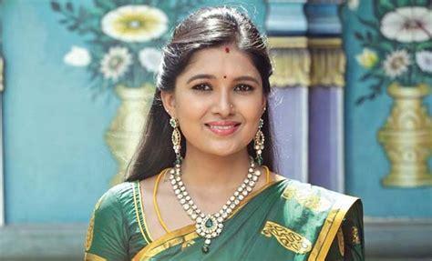 Vani Bhojan Pins Hope On Her New Soap