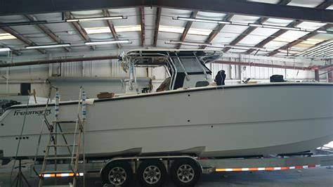 Freeman Boats With Seven Marine by Freeman 37 Seven Marine The Hull Truth Boating And