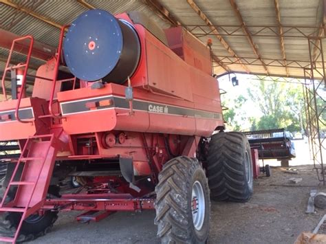 case ih rice special machinery equipment header